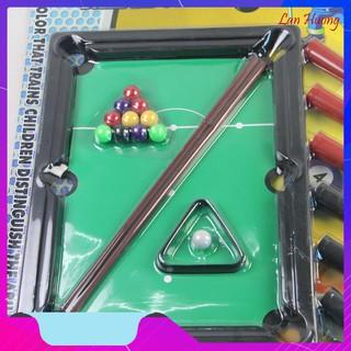 Bộ đồ chơi bàn Bi-a cho trẻ [RẺ VÔ ĐỊCH]