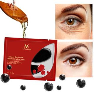 [Hàng mới về] Mặt nạ mắt dưỡng ẩm bổ sung collagen chiết xuất ngọc trai đen thumbnail