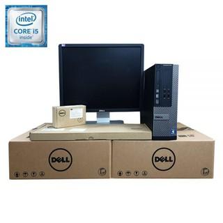 Máy Bộ Dell 3010 Core I5 + Màn hình 19inch