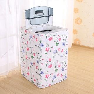 Bọc trùm máy giặt chống thấm loại dày - Cửa đứng, ngang ( Gía tốt ) thumbnail