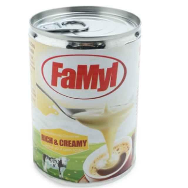 Sữa đặc Famyl 500g nhập khẩu Malaysia