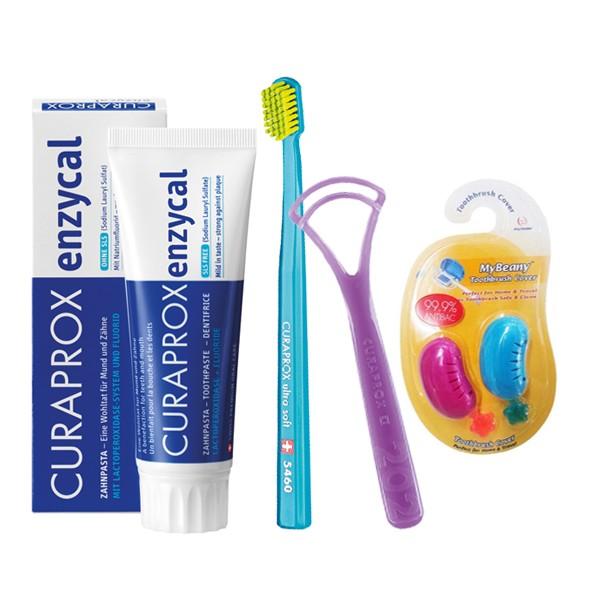 Chăm sóc răng miệng Curaprox