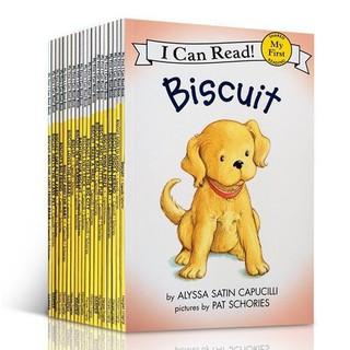I can read Biscuit (24q nhập khẩu)