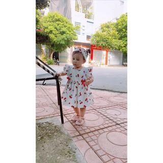 Váy trẻ em ,Váy đầm đẹp cho bé yêu Hàng Thiết Kế Cao Cấp cho bé từ 1 - 8 Tuổi