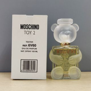 [TESTER] Nước Hoa Nữ Moschino Toy 2 EDP - Scent of Perfumes thumbnail
