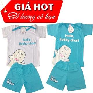 Bộ quần áo Bobby - Cho bé 1-2 tuổi thumbnail