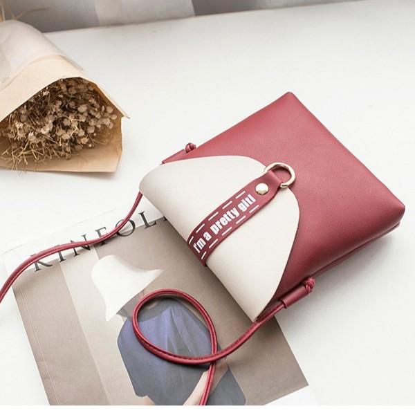 Túi Xách Nữ Da Mềm N8458 Nhỏ Gọn, túi đeo chéo, túi đựng điện thoại