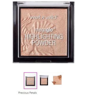 Phấn bắt sáng Wet N Wild MegaGlo Highlighting Powder thumbnail