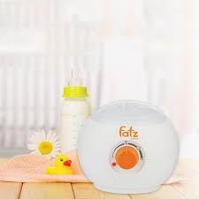 [Mã 267FMCGSALE giảm 8% đơn 500K] ❤️❤️CHÍNH HÃNG❤️❤️Máy hâm sữa,máy tiệt trùng bình sữa Fatz Baby cổ siêu rộng FB3027SL