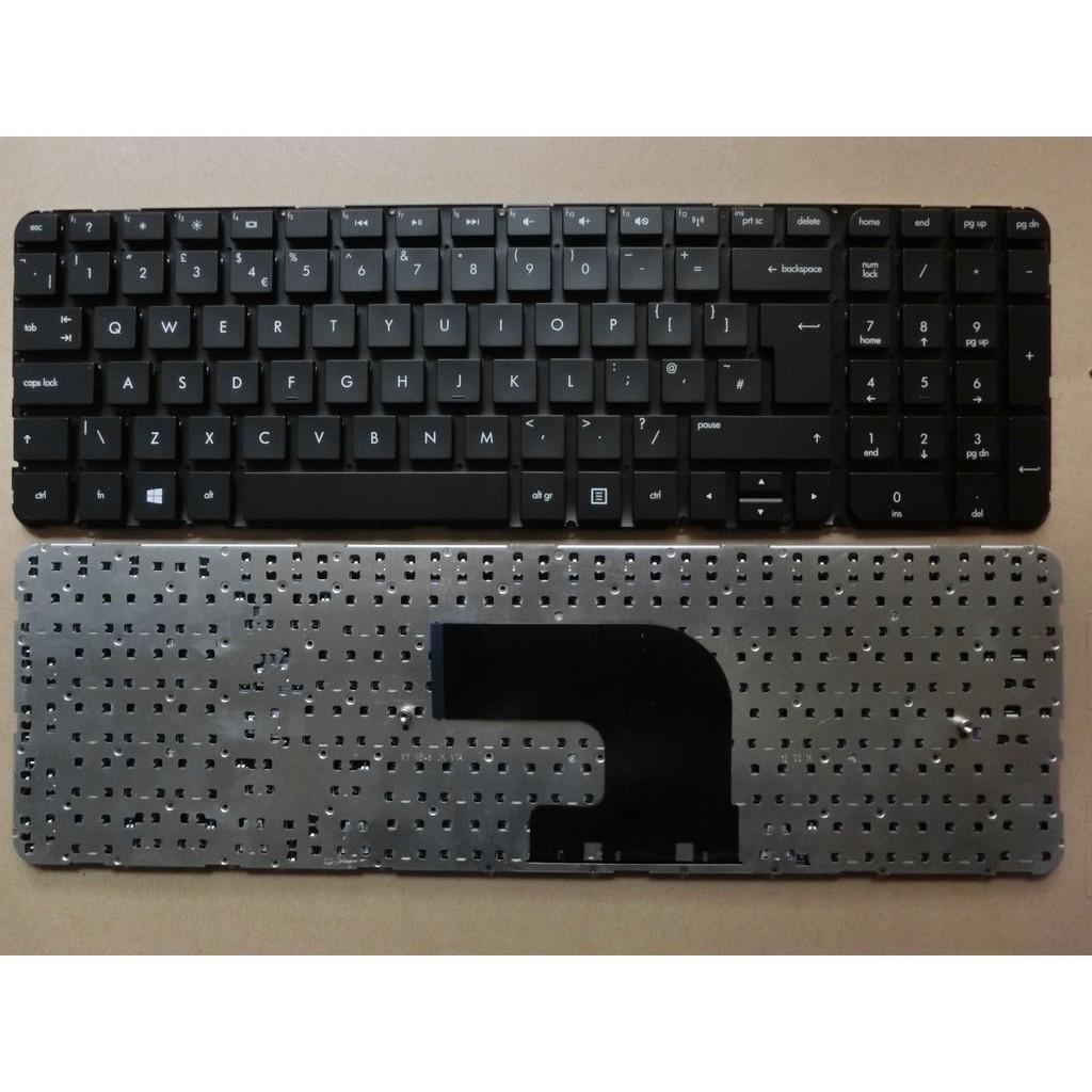 Bàn Phím Laptop HP Envy DV6t-7300, DV6-7000 Series