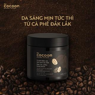 Tẩy Da Chết Cocoon Dak Lak Coffee Body Polish Từ Cà Phê Đak Lak 200ml-1