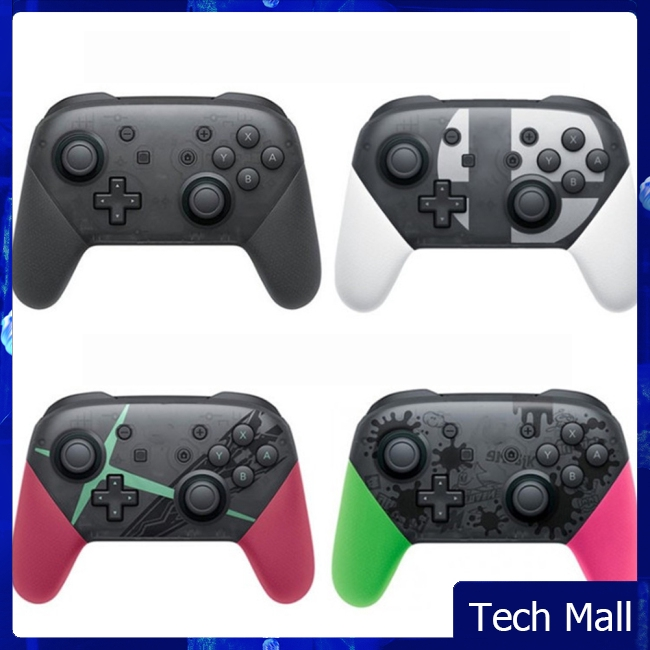 Bluetooth Wireless Pro Game Controller Joystick Remote Game Pad with Screen Capture Vibration