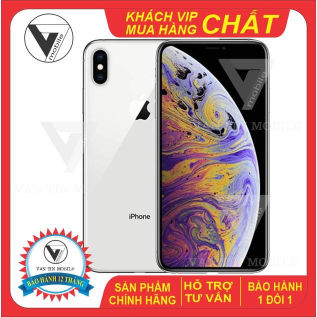 Điện thoại iPhone Xs Max Quốc tế 64GB Mới 99% Bảo Hành 12 tháng