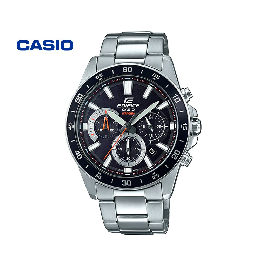 Đồng hồ nam Casio EFV-570D-1AVUDF chính hãng - Bảo hành 1 năm, Thay pin miễn phí