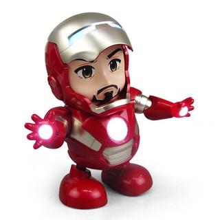 Robot Iron Man Nhảy Múa Người sắt