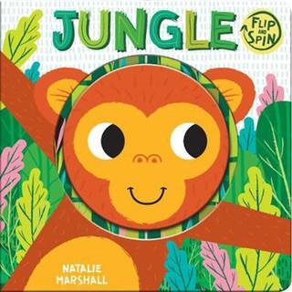 Sách Jungle Flip And Spin - Jungle lật và quay thumbnail