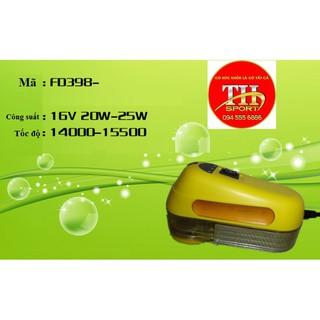 Chính hãng (Có sẵn) Máy cắt lông xù FD 398-2 chuyên dụng – máy cắt lông xu công nghiệp FD398-2