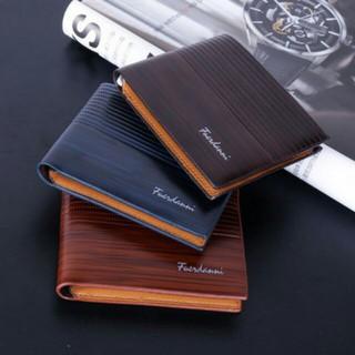 Ví da nam cao cấp ví nam thời trang hàng hiệu bóp da PU sang trọng phong cách Hàn Quốc hàng nhập khẩu chính hãng thumbnail