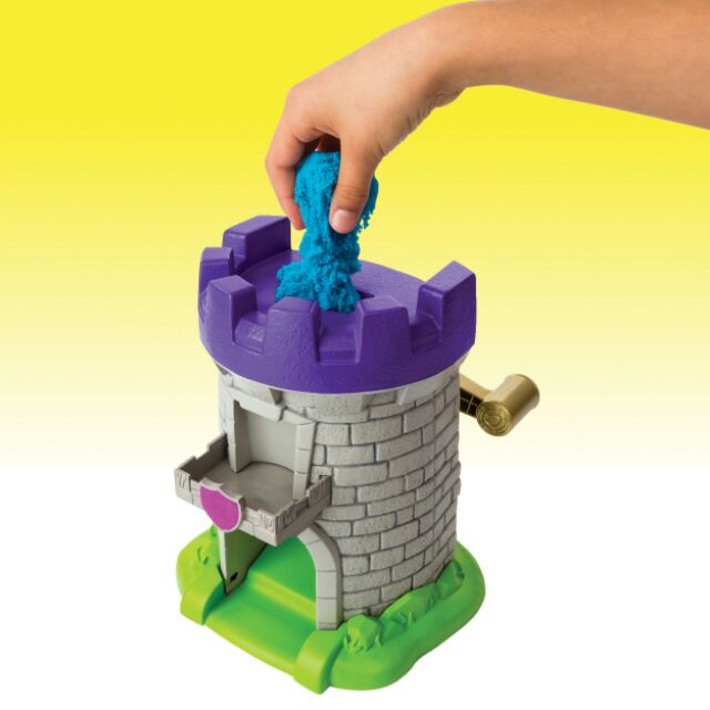 Cát động lực hình tháp, hiệp sĩ, công chúa chiến binh - xách tay Mỹ