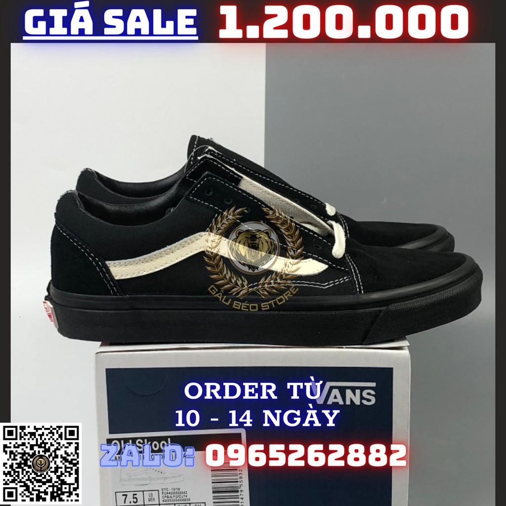 Giày Sneaker _Vans Old Skool MSP: VN0A4P3XTJ1 PHONG CÁCH ORDER + FREESHIP ➡️ gaubeostore.shop