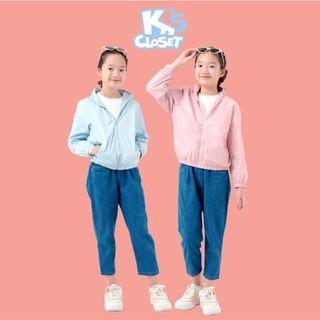 Áo Gió Cho Bé Gái (3-9 Tuổi) K's Closet K046NIF TM