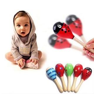 Đồ chơi xúc xắc bằng gỗ , súc sắc, đồ chơi cho bé, lục lạc CV12