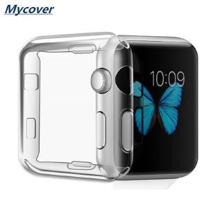 Ốp Bảo Vệ Trong Suốt Cho Đồng Hồ Thông Minh Apple Watch Series 5 4 44mm 40mm 360 Độ Iwatch 3 2 1 38mm 42mm thumbnail