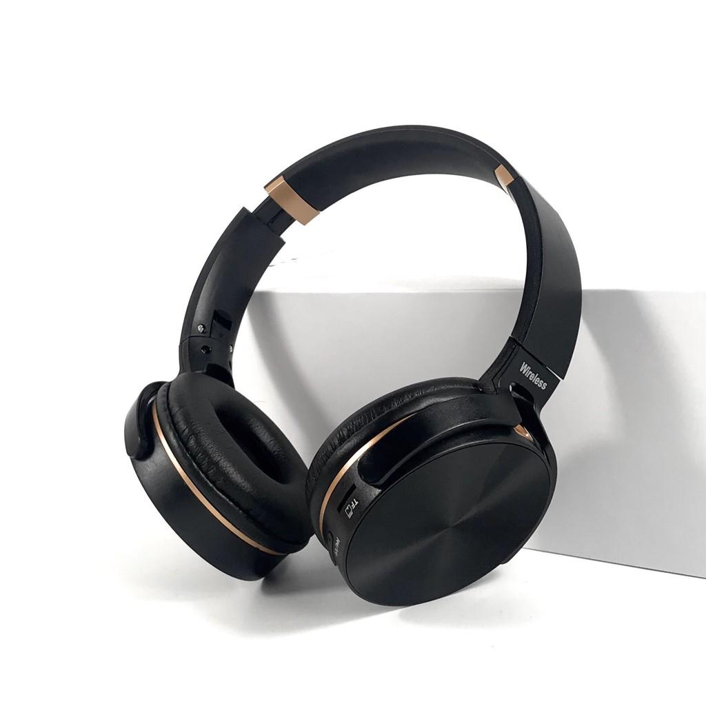 Tai nghe bluetooth chụp tai không dây GUTEK J950 extra bass
