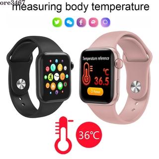 Đồng Hồ Đeo Tay Thông Minh W58Pro Bluetooth Theo Dõi Sức Khỏe Kèm Phụ Kiện