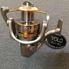 Máy câu YOLO QFB magic kim loại 8 bạc đạn