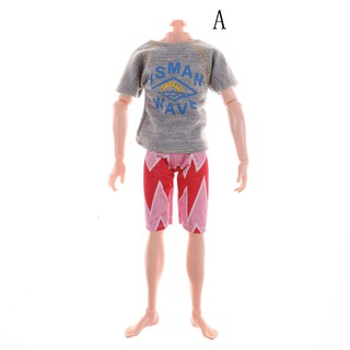 ☆VN Doll Football Sports World Cup Clothes Accessories for Barbie Boyfriend Ken Doll