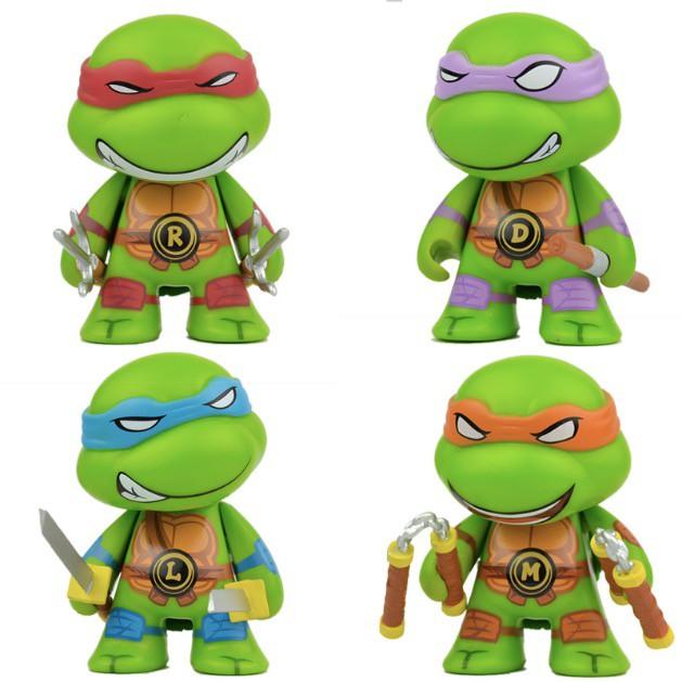 Mô Hình Nhân Vật Ninja Rùa Trang Trí Xe Hơi