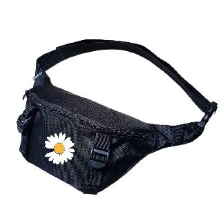 Túi bao tử đeo chéo nam nữ thời trang cá tính TROY ADS in hình hoa cúc thumbnail