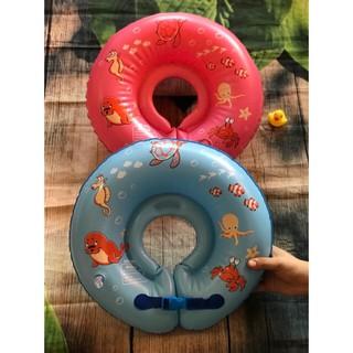 Phao tập bơi cổ tròn mẫu mới 2020 bé trai/ bé gáiSHOP HANH DECAL