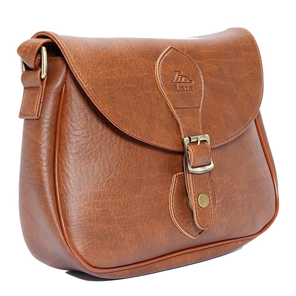 Túi đeo chéo nữ thời trang đa năng LATA HN14 nhiều màu