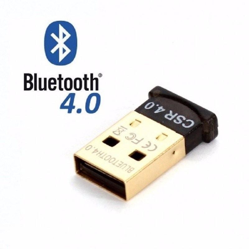 USB Bluetooth CSR 4.0 Pc, laptop Giá chỉ 99.000₫