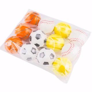 Hand Basketball Baseball Football Tennis Stress Reliever Ball Toys