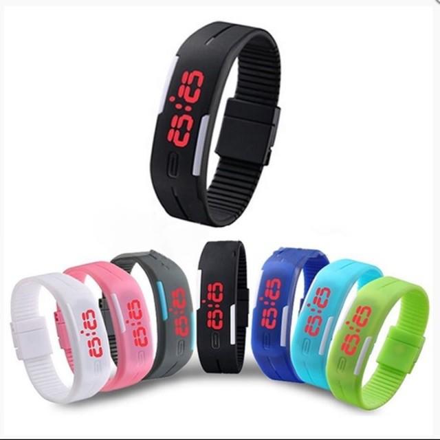Đồng hồ led trẻ em chống nước thể thao  -dc1032 mã sku BH7531