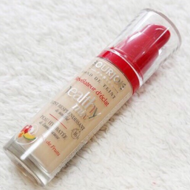 Follow Shop 19/03 Kem nền Bourjois Healthy Mix Foundation Pháp 30ml tone 51