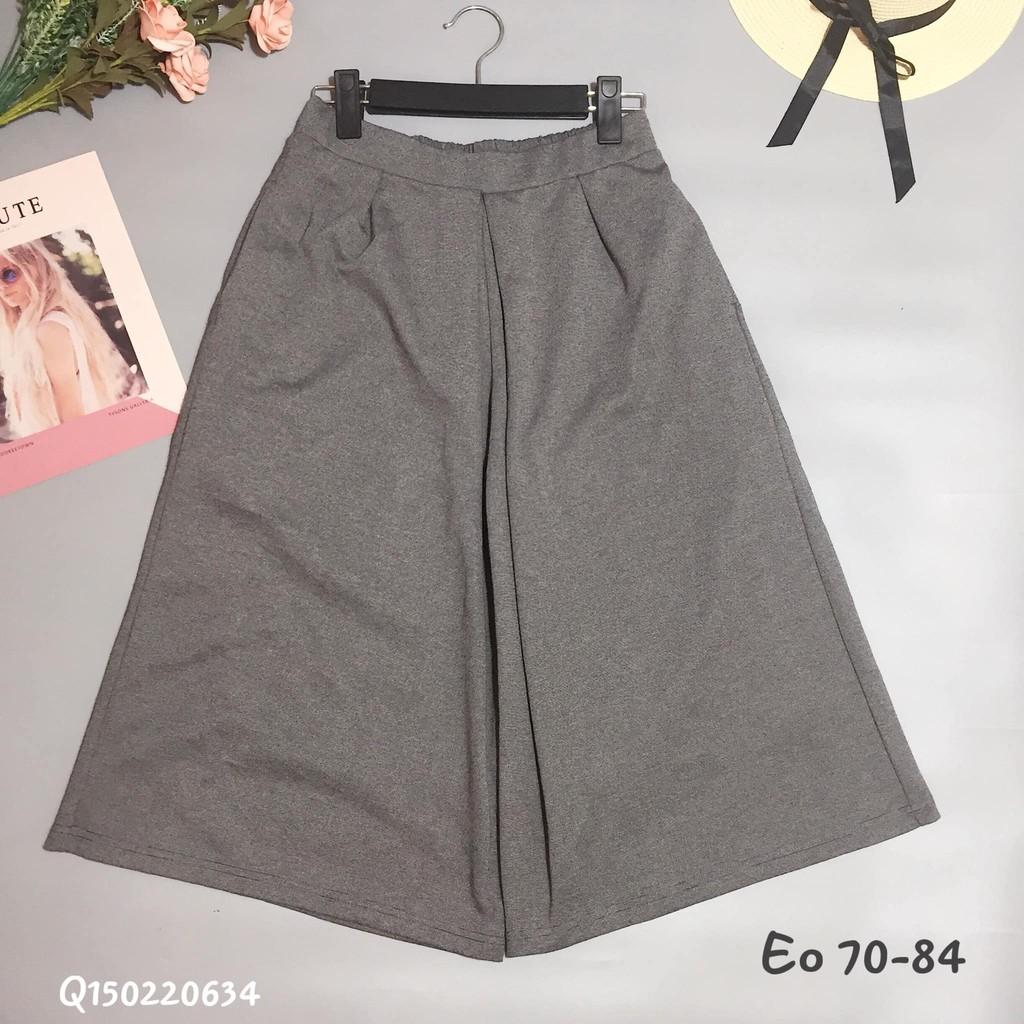 [Si Tuyển] Quần culottes Nhật Q150220634