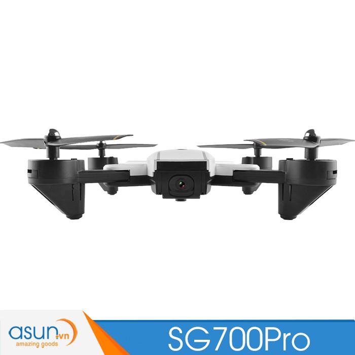 Máy Bay Điều Khiển Gấp Cánh Drone SG700 WIfi Camera Tự Giữ Độ Cao