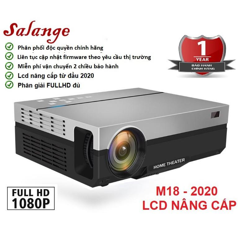 Máy chiếu LED full hd M18 phân giải 1080p 150w