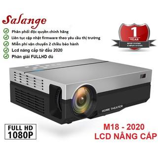 Máy chiếu LED Salange M18-2020 phân giải 1080p 150w