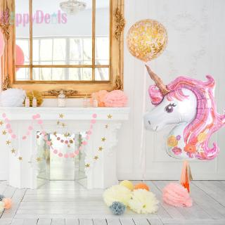 Hap 1 Set Lovely Balloon Latex Birthday Decorations
