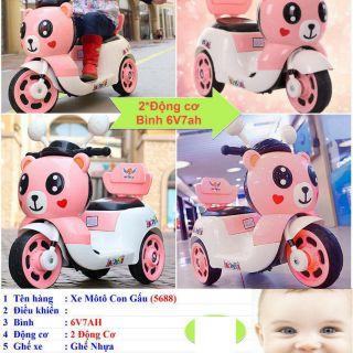 Xe động cơ cho bé