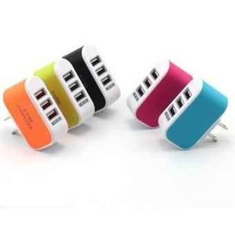 CỐC SẠC 3 CỔNG USB