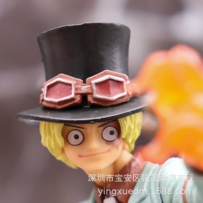 Mô hình nhân vật Sabo Onepiece 15cm