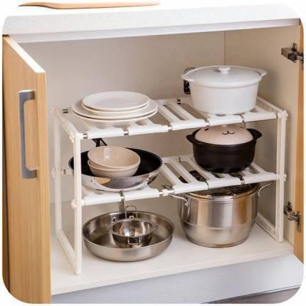 Kệ gầm bếp đa năng - 9958345 , 540657338 , 322_540657338 , 160000 , Ke-gam-bep-da-nang-322_540657338 , shopee.vn , Kệ gầm bếp đa năng