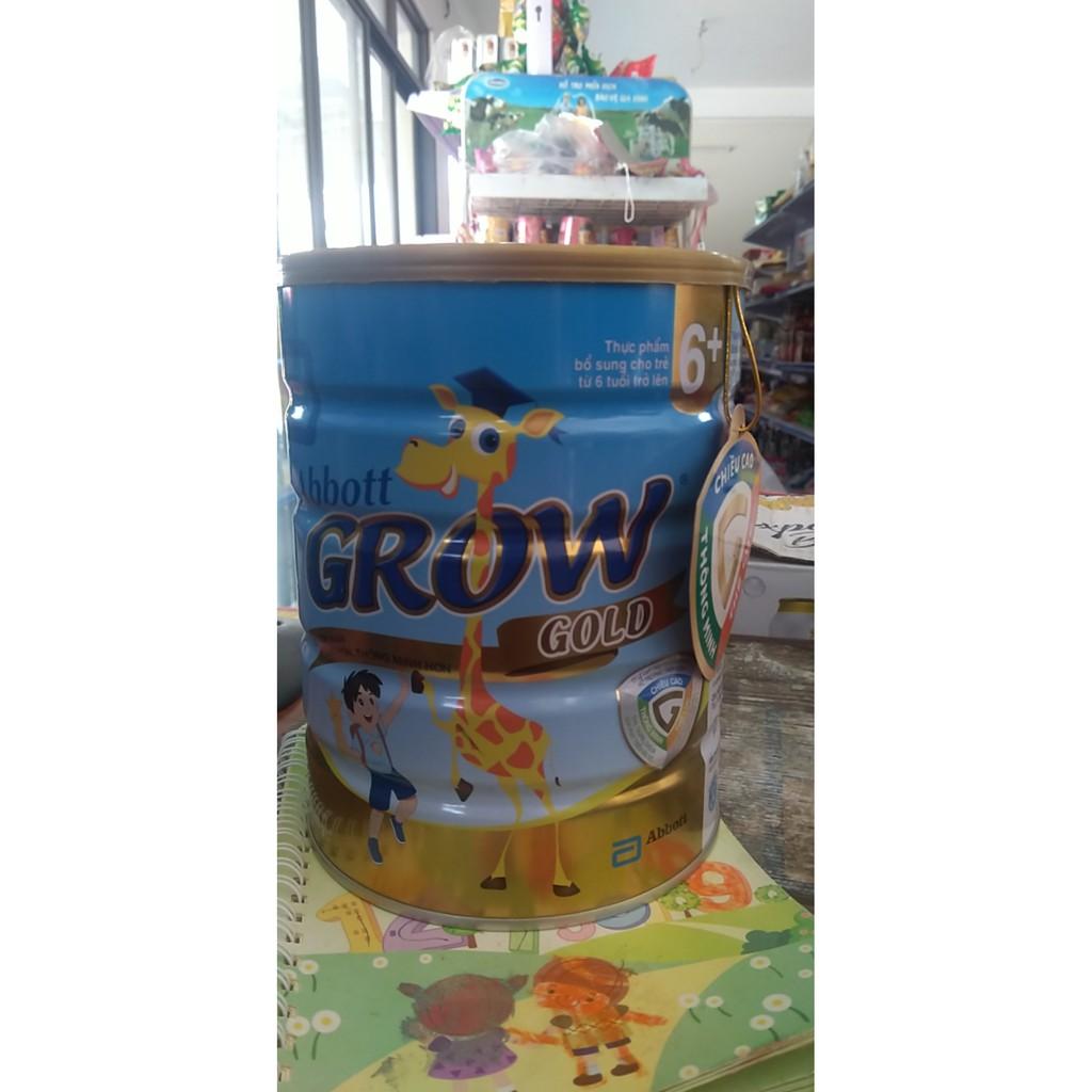 Sữa bột Abbott Grow Gold 900gr 3+