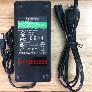 Nguồn 12v5a Sony